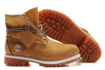 timberland roll top homme